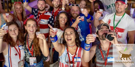 7th Annual 'Murica Bar Crawl on King Street