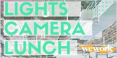 Lights, Camera, Lunch!