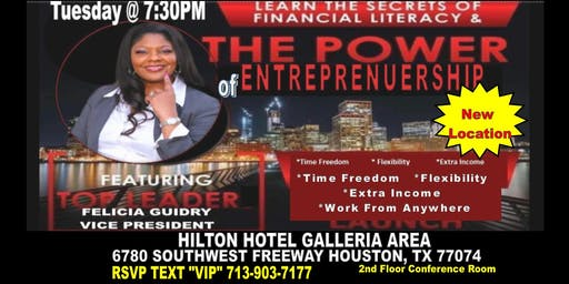 The Business with Power- Felicia Guidry