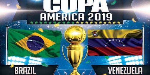 Brazil vs Venezuela Copa America