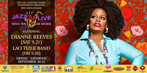 36th Annual Jazz'SAlive (VIP Packages)