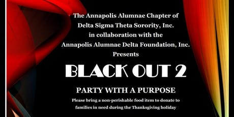 Black Out 2 - Party with a Purpose tickets