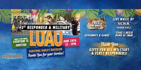 1st Responder & Military Appreciation Event tickets