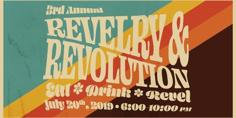 Revelry & Revolution Party 2019 tickets