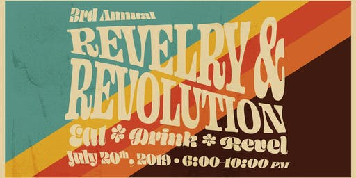 Revelry & Revolution Party 2019
