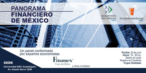 EL PANORAMA FINANCIERO DE MÉXICO