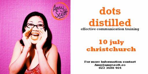 dots distilled: effective communication training (Christchurch)