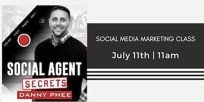 Social Agent Secrets Class