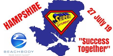 Hampshire July Super Saturday tickets