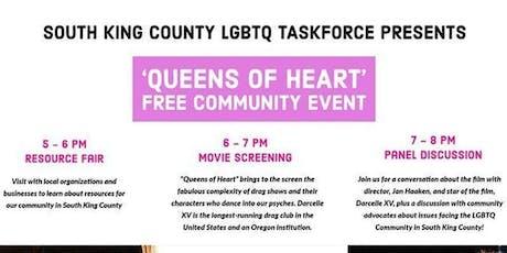 Queens of Heart Community Film Screening Event tickets