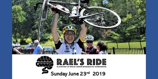 Rael's Ride for Brain Cancer Research