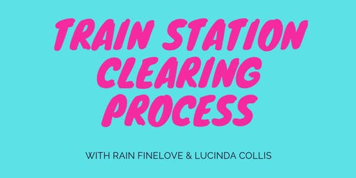 Train Station Clearing Process with Rain Finelove & Lucinda Collis