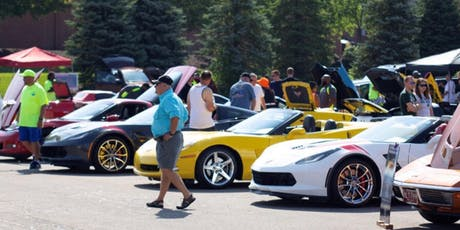 """Show and Shine"" at Fountain Walk tickets"