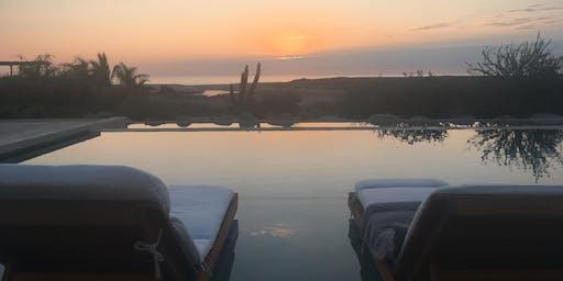 the Elements of Wellness,  A Restorative Yoga Retreat Todos Santos, Mexico April 2020