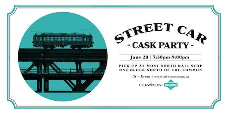 Cold Garden Brewing Street Car Cask Event tickets