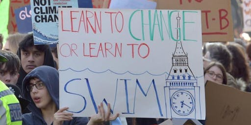 Shaking it up! What does Education in and for a Climate Emergency look like?