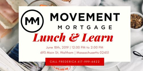 C21 Lunch and Learn with Movement Mortgage