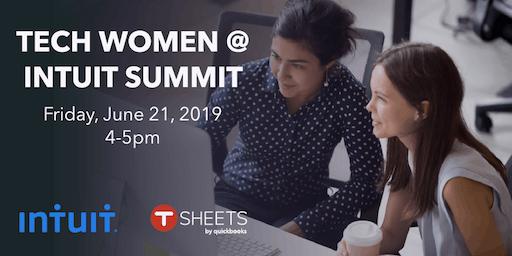 Tech Women @ Intuit Summit