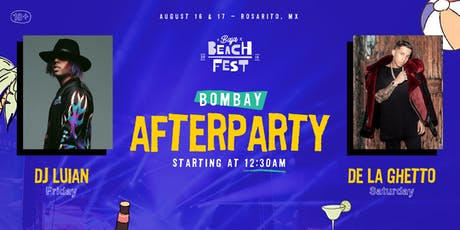 Bombay Afterparty tickets