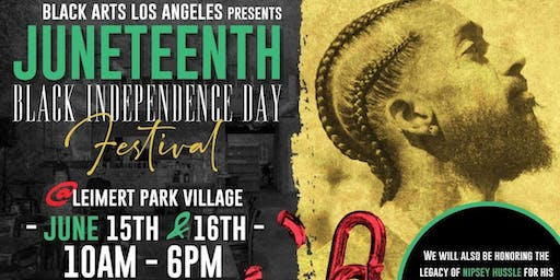 10th Annual Juneteenth festival
