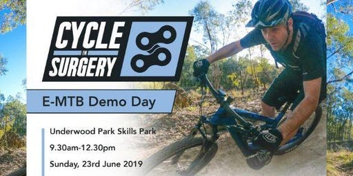Cycle in Surgery e-MTB Demo Day - Brisbane