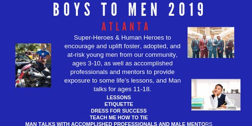 DOWN 7 UP 8 INC -BOYS TO MEN 2019 (ATLANTA)