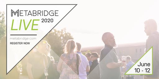 Metabridge Live 2020