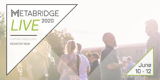 Metabridge Live 2020