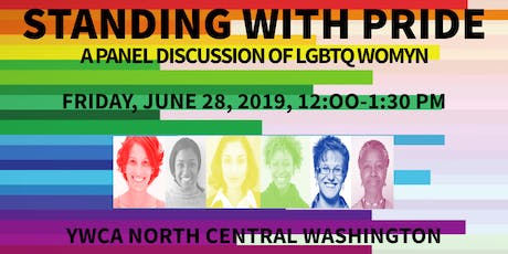 Standing with Pride: A panel discussion of LGBTQ womyn tickets