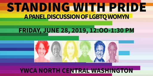 Standing with Pride: A panel discussion of LGBTQ womyn
