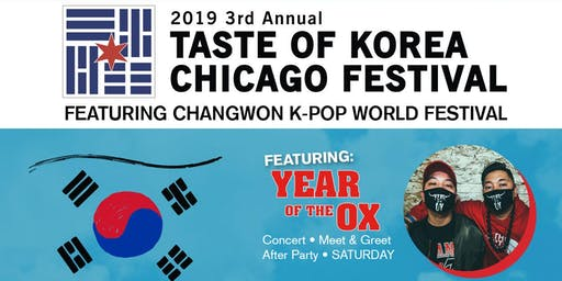3rd Annual Taste of Korea Chicago Festival