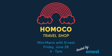 Mini-Manis with Ernest tickets