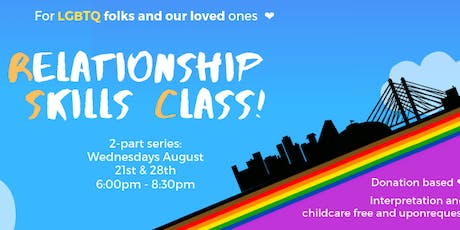 The Relationship Skills Class @Tacoma! tickets