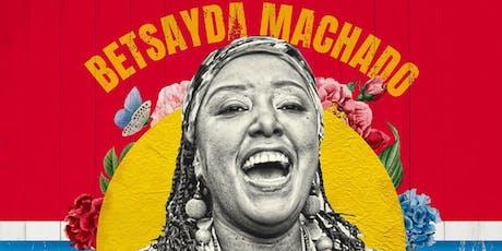 """Betsayda Machado """"Noche de tambores"""" en Barcelona entradas"""
