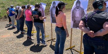 Women's Firearm Training BEGINNER  tickets