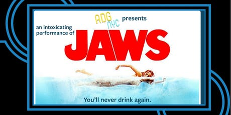 A Drinking Game NYC: Jaws tickets