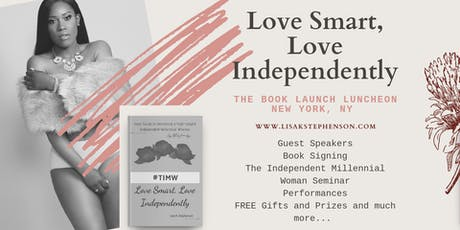 Self-Help Book Launch Party - The Independent Millennial Woman Seminar tickets