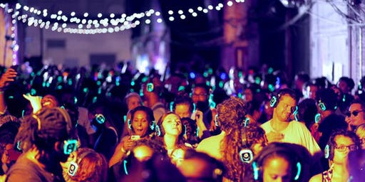 Silent Nights Disco Party at Esther's Park