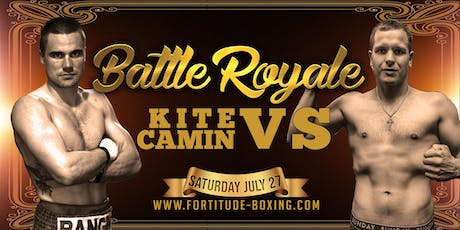 BATTLE ROYALE FIGHT NIGHT tickets