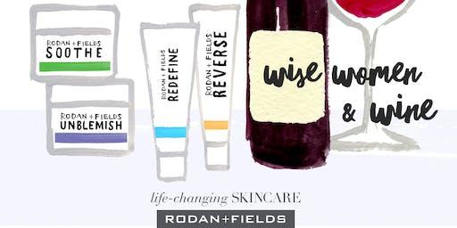 RODAN + FIELDS Wise Women & Wine