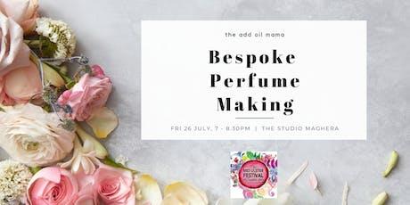 Bespoke Perfume Making  tickets