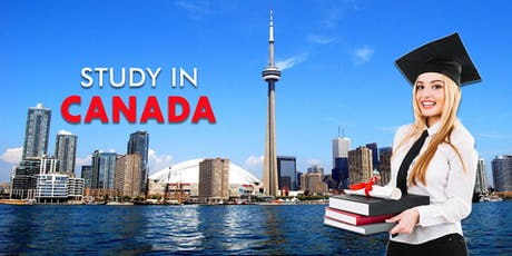 Study in Canada tickets