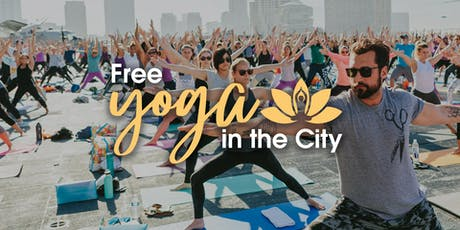 Yoga in the City tickets