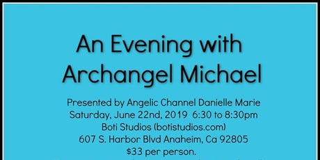 An Evening with Archangel Michael tickets