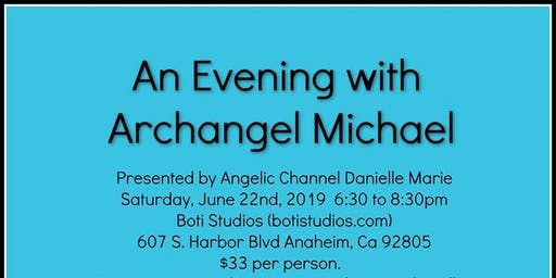 An Evening with Archangel Michael
