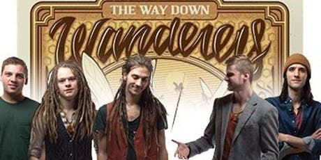 The Way Down Wanderers tickets