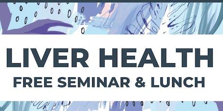 Liver Health: Free Seminar & Lunch in Orlando tickets