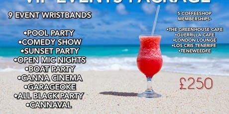 Loudindareef2019 (VIP Events pack) entradas