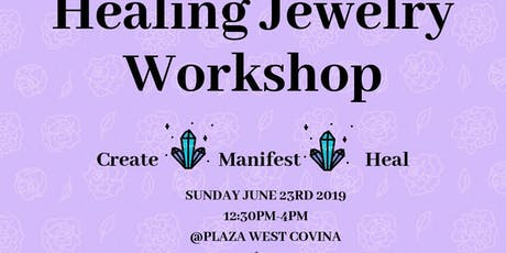 ilaments Healing Jewelry Workshop tickets