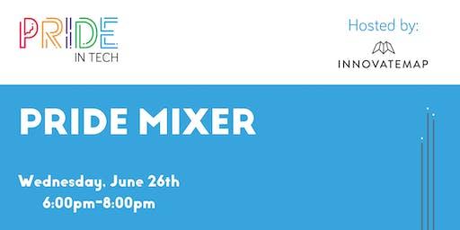 Pride IN Tech: Pride Mixer
